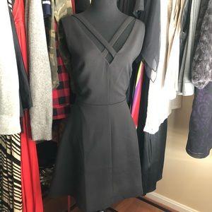 Black Skater Dress!